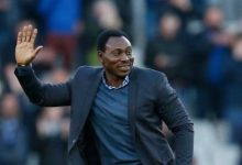 Photo of President Buhari Names Ex-Super Eagles Striker, Amokachi, Special Assistant On Sports