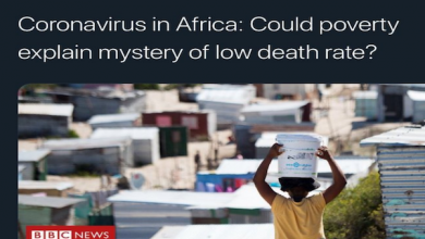Photo of Outrage As BBC Links Low COVID-19 Deaths In Africa To Poverty On Continent